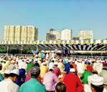 عید فطر در هیئت